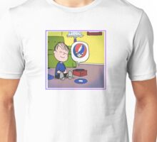 linus listens! Unisex T-Shirt
