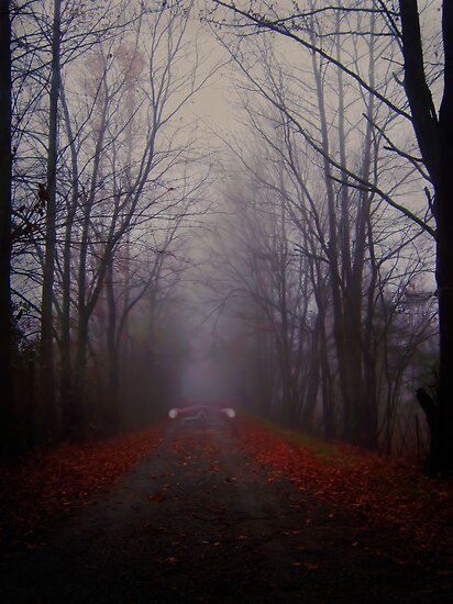 Ghost Road by Michael Coots