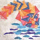 Japanese fold by Shaida  Parveen