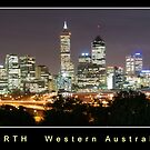 Perth Western Australia by Daniel Fitzgerald