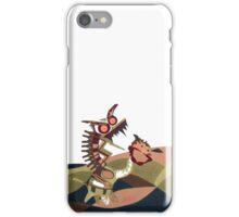Fiery Ball of Joy iPhone Case/Skin