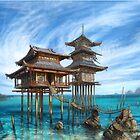 Tropical Temple by rah-bop