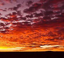 Xmas Sunrise by Craig Hender
