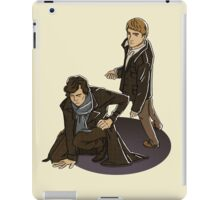 Sherlock. and John. iPad Case/Skin