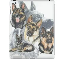 German Shepherd /Ghost iPad Case/Skin