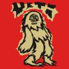 YETI GOD by ButcherBrand