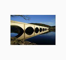 Ashopton Viaduct and Ladybower Unisex T-Shirt