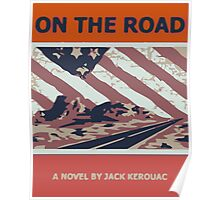 Kerouac On The Road Poster