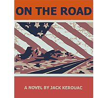 Kerouac On The Road Photographic Print