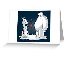 BFF Greeting Card
