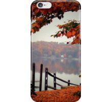 Canopy of Foliage  iPhone Case/Skin