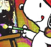 when I paint my masterpiece!!! Sticker