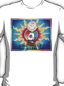 Hey Now!!! Charlie Brown T-Shirt