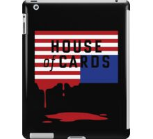"""House of Cards - """"Casualties"""" iPad Case/Skin"""