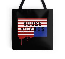 "House of Cards - ""Casualties"" Tote Bag"