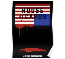 "House of Cards - ""Casualties"" Poster"