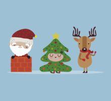 Merry xmas Kids Clothes