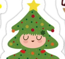 Merry xmas Sticker