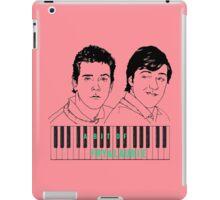 Soupy Twist! (Fry & Laurie) iPad Case/Skin