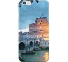 Storm Over Sant'Angelo iPhone Case/Skin