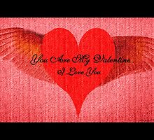 You Are My Valentine by Madeline M  Allen