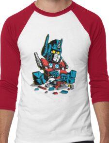 Autoblocks Men's Baseball ¾ T-Shirt