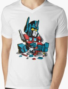 Autoblocks Mens V-Neck T-Shirt