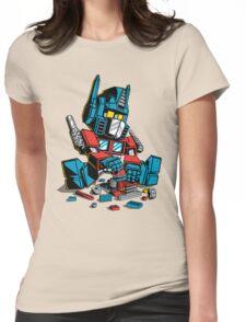 Autoblocks Womens Fitted T-Shirt