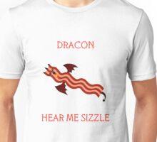 Dracon the Bacon Dragon Unisex T-Shirt