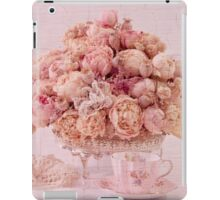 Dried Peony Still Life iPad Case/Skin