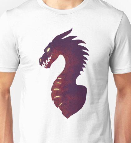 Medieval Dragon Unisex T-Shirt