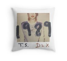 Taylor Swift - 1989 Throw Pillow