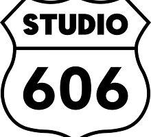 Foo Fighters Studio 606 Black by FooFighters