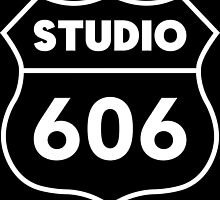 Foo Fighters Studio 606 White by FooFighters
