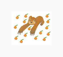 Sloth with Oranges Unisex T-Shirt