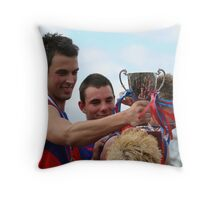 The Premiers Throw Pillow