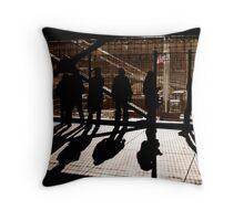 Ground Zero Throw Pillow