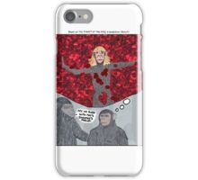 Dawn of the Planet of the Apes + American Beauty iPhone Case/Skin