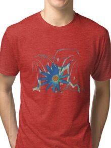 Beautiful Lady Tshirt Art Series Tri-blend T-Shirt