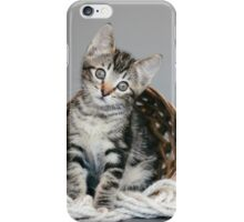 Yarn Tabby iPhone Case/Skin
