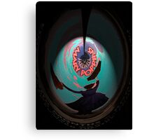 Tribute to Mary Poppins Canvas Print