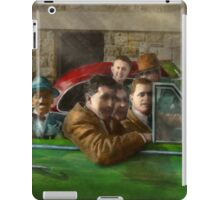 Americana - The good ol boys iPad Case/Skin