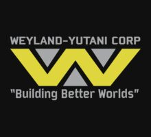 Weyland Yutani Kids Clothes