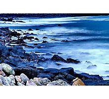 """Evening at Black Rock"" Photographic Print"