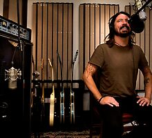 Foo Fighters Dave Grohl Wasting Light Recording by FooFighters