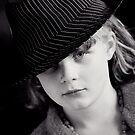 Sassy look by Karen Scrimes