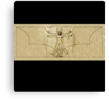 The Dark Knight1 Canvas Print