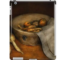 Kitchen - Vegetable - A still life with gourds iPad Case/Skin