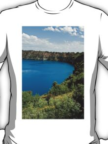 Blue Lake - Mount Gambier T-Shirt