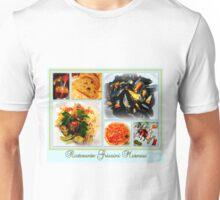 Dinner at Grissini Unisex T-Shirt